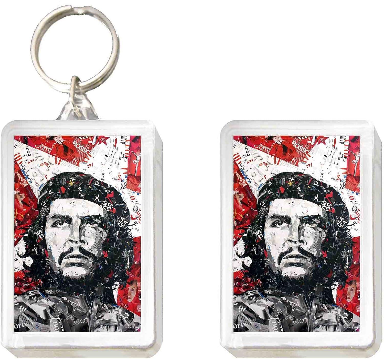Llavero y Imán Che Guevara 2: Amazon.es: Juguetes y juegos