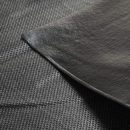 Tapis de protection en 3 tailles noir Tapis de coffre universel d/écoupable /& lavable Tapis de coffre avec structure fine pour un maintien parfait Tapis antid/érapant de voiture