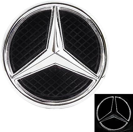 Emblema LOGO Emblema Mercedes-Benz Marca LED para automóviles ...