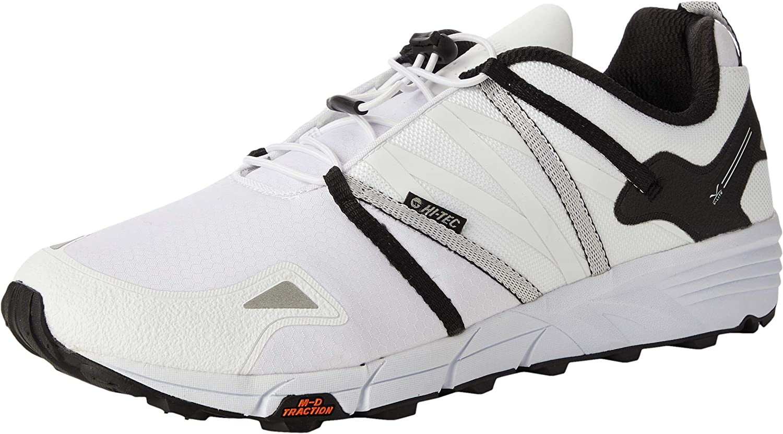 Hi-Tec V-Lite Ox-Trail Racer Low, Zapatillas para Caminar para Hombre: Amazon.es: Zapatos y complementos