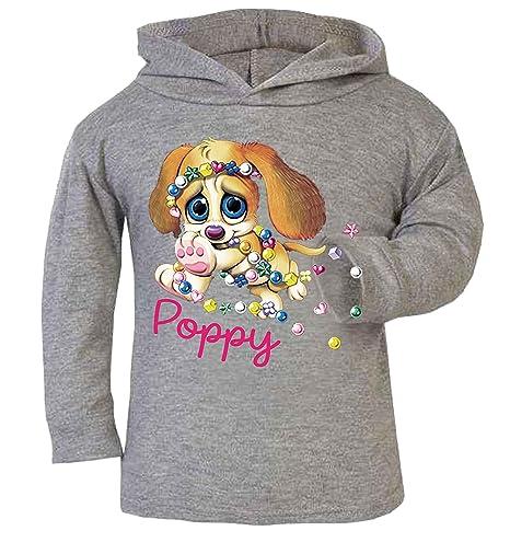 Sudadera con capucha personalizable para perro, para niños ...