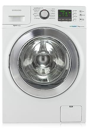 Samsung WF706U4SAWQ Independiente Carga frontal 7kg 1400RPM A+++ ...