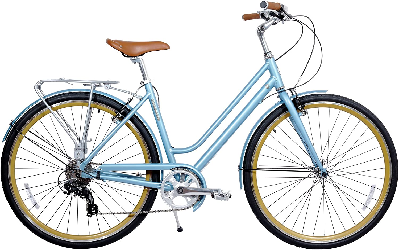 Bicicletas de Gama de la Mujer Metropole Step-Thru 8 Velocidad ...