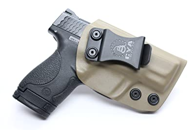 CYA Supply Co. IWB Holster Fits: Smith & Wesson M&P Shield 9MM