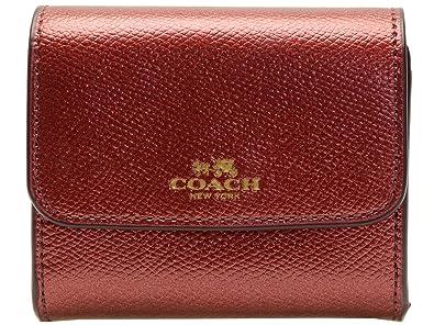 a2aacf0db01a [コーチ] COACH 財布 (コインケース) F54843 メタリックチェリー IME42 レザー コインケース