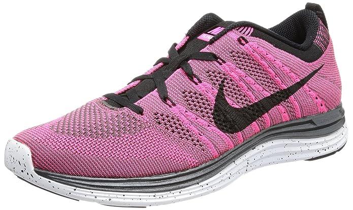 7f79bb2a7b82 Nike Men s Flyknit Lunar 1+ Running Shoes  Amazon.co.uk  Shoes   Bags