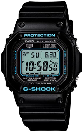 huge selection of c45b4 1f82a [カシオ] 腕時計 ジーショック 電波ソーラ GW-M5610BA-1JF ブラック
