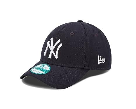 New Era Herren 9Forty New York Yankees Kappe, Blau, OSFA  Amazon.de ... 25a5512c7e