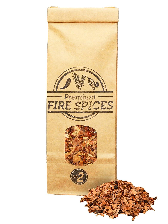 Smokey Olive Wood 500mL Copeaux de Bois d'Olivier & Épices pour Barbecue et fumoir SOW-203