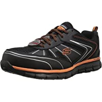 Skechers Synergy Fosston 男士工作鞋