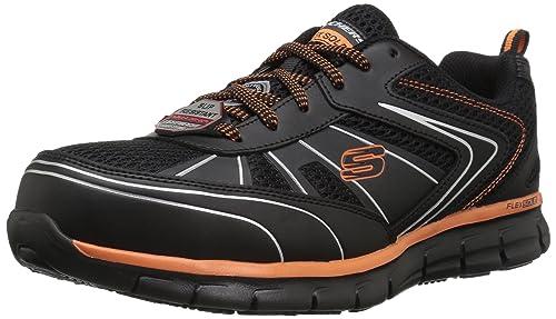 Skechers for Work Conroe Botas de Trabajo para Hombre