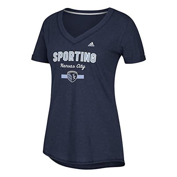 Amazon.com : adidas MLS womens Womens Bold Arch New Short-sleeved Tee : Sports & Outdoors