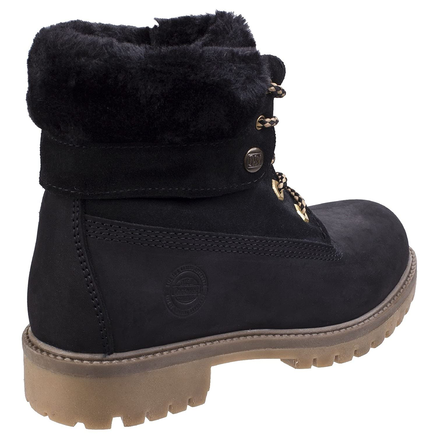 f207d7557bf6 Darkwood Womens Ladies Walnut Water Resistant Warm Walking Ankle Boots   Amazon.co.uk  Sports   Outdoors
