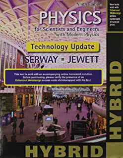Amazon physics for scientists and engineers 8601419620647 physics for scientists and engineers with modern revised hybrid with enhanced webassign printed access fandeluxe Image collections