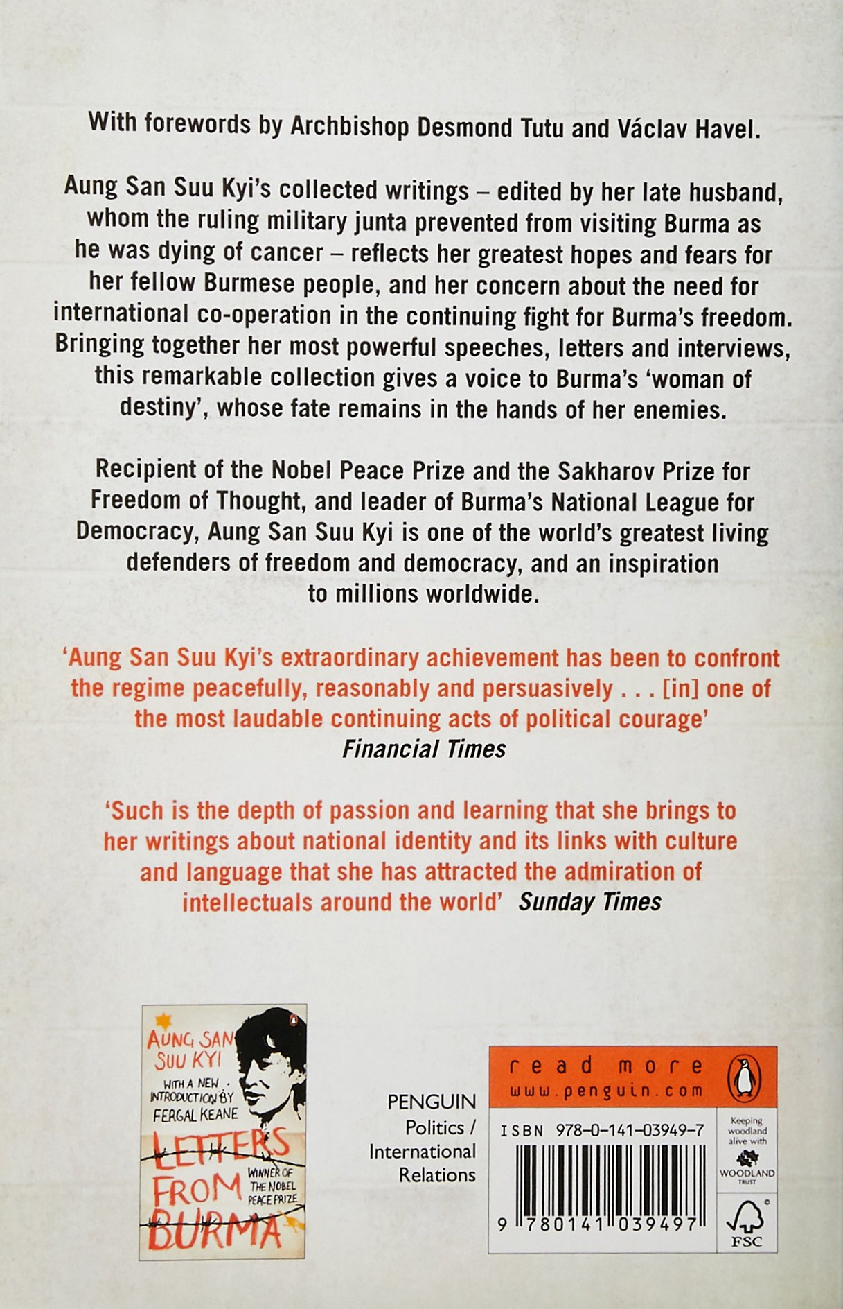 aung san suu kyi biography