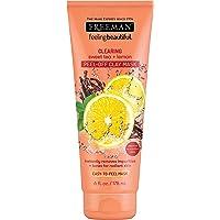 Freeman Beauty Feeling Beautiful Sweet Tea + Lemon Peel-Off Clay Mask, 175 Milliliters