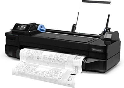 Hewlett Packard DESIGNJET T120 24 Plotter CQ891C#B19 A1/WLAN/610mm: Hp: Amazon.es: Informática