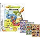 Ravensburger tiptoi ® Buch Mein Lern-Spiel-Abenteuer - Erste Buchstaben + Gratis Kinder-Sticker