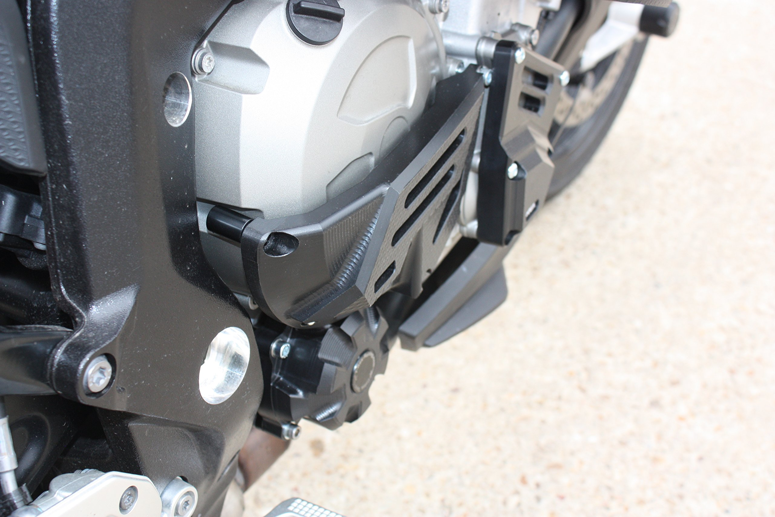 T-Rex Racing 2015 - 2017 BMW S1000XR Engine Stator Pump Case Covers by T-Rex Racing (Image #8)