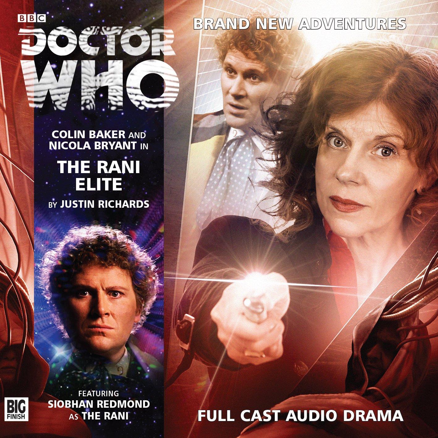 Read Online The Rani Elite (Doctor Who) pdf