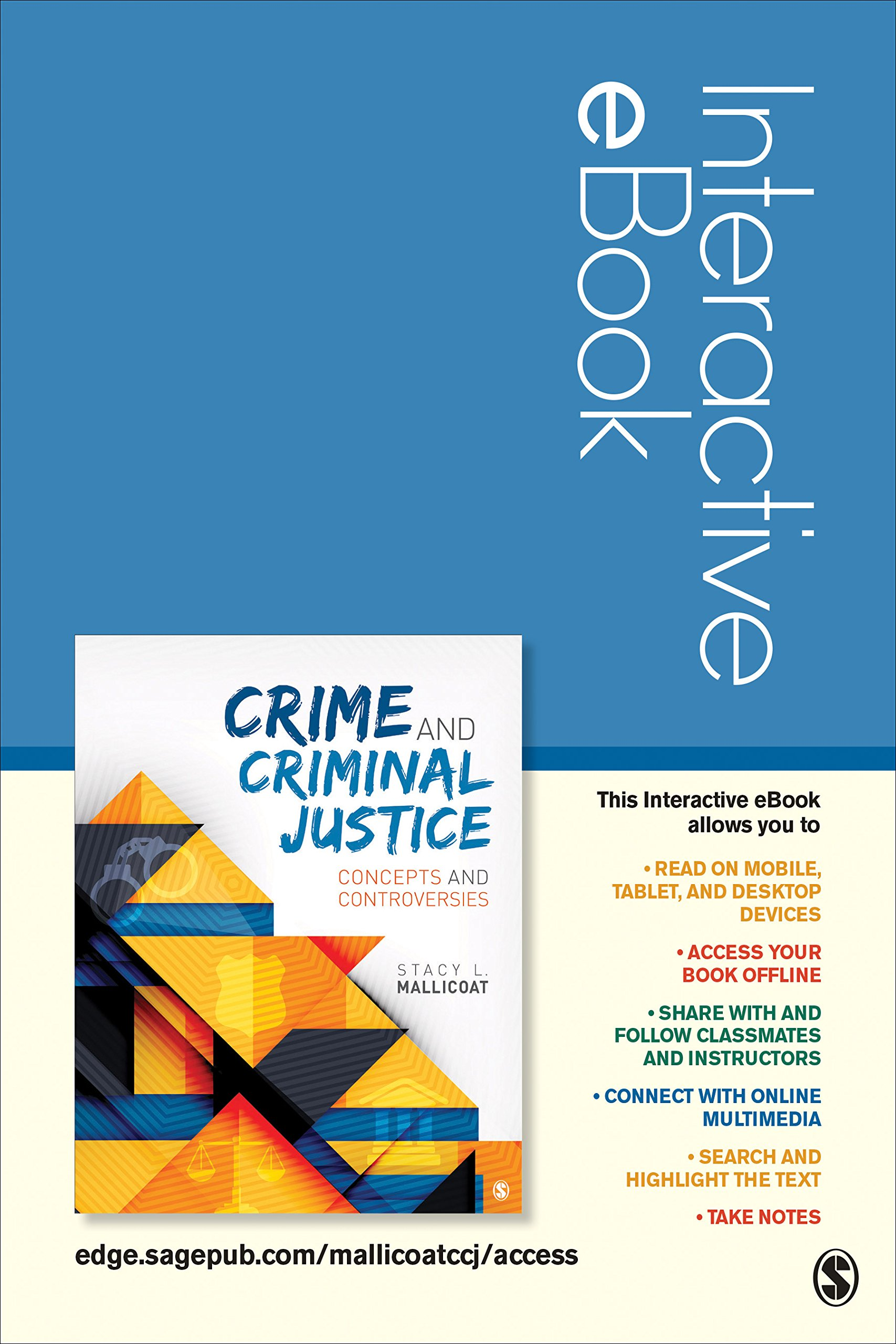 CRIME CRIMINAL JUSTICE INTER Amazones Stacy L Mallicoat Libros En Idiomas Extranjeros