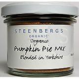 Organic Pumpkin Pie Spice Seasoning Standard Jar 40g