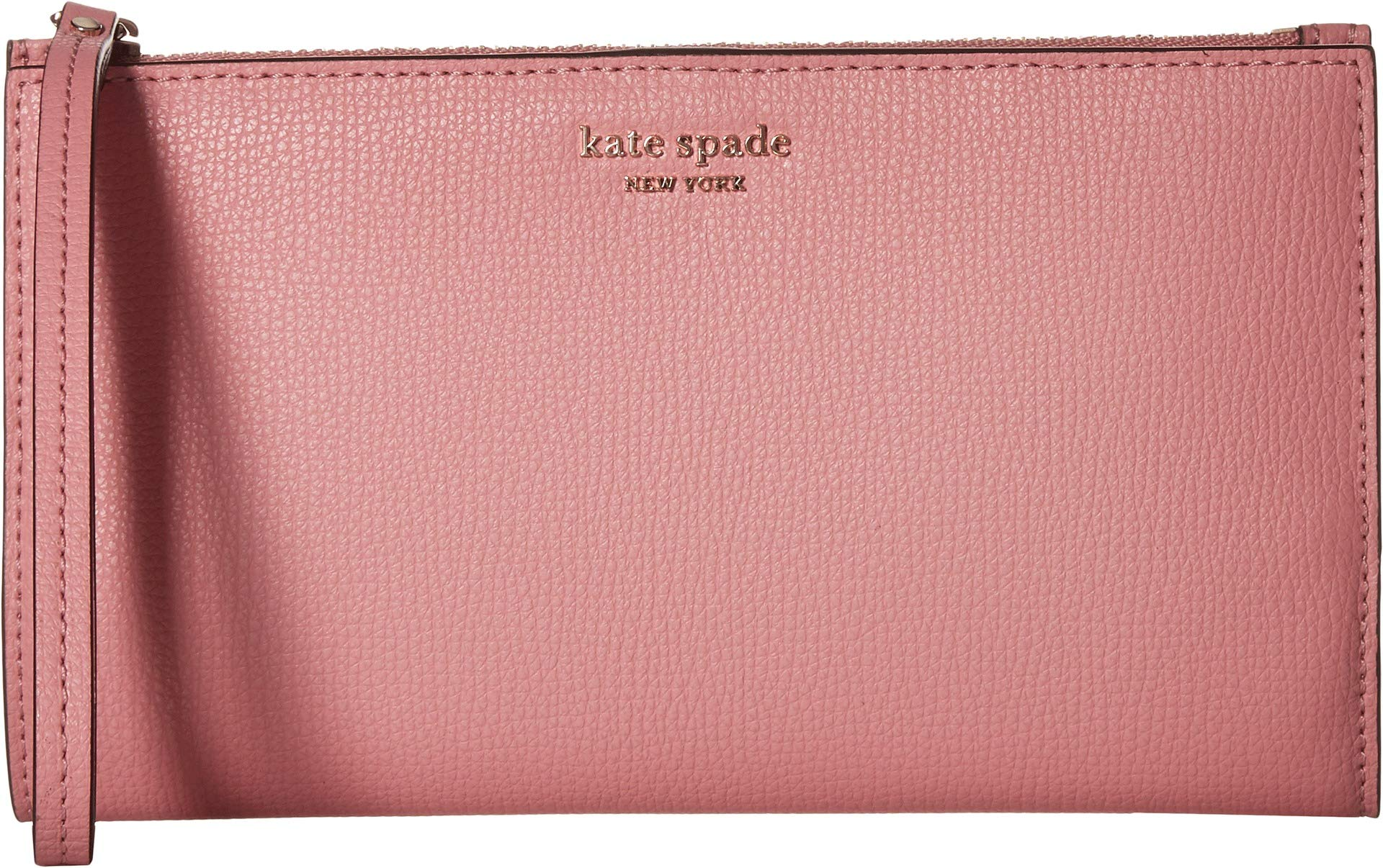 Kate Spade New York Women's Sylvia Large Continental Wristlet, Rococo Pink, One Size