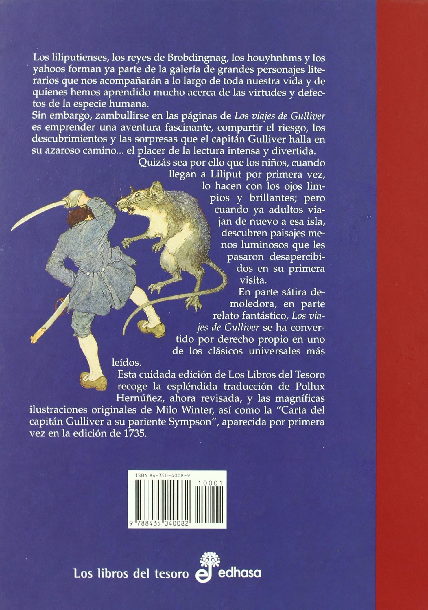 Los Viajes de Gulliver (Spanish Edition) by Edhasa (Image #2)