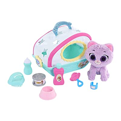 Disney Jr T.O.T.S. Care for Me Pet Carrier - Kitty: Toys & Games