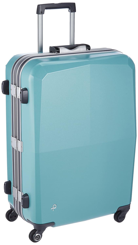 [プロテカ] スーツケース 日本製 エキノックスライトオーレ サイレントキャスター保証付 68L 63cm 4.3kg 00741 B071FJN1W8ピーコックブルー