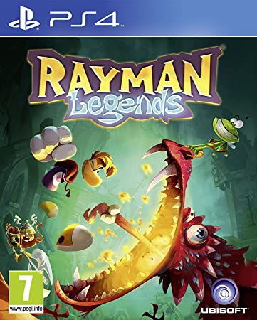Rayman Legends [Importación Francesa]: Amazon.es: Electrónica