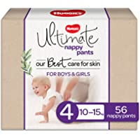 Ultimate Nappy Pants Size 4 (10-15kg) 56 Count