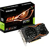 Gigabyte Geforce GTX 1050 G1Gaming  2GB Graphic Card Black, Boost Clock 1556 MHz , GV-N1050G1GAMING-2GD