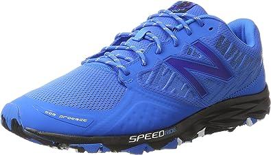 New Balance 690v2, Zapatillas de Running para Asfalto para Hombre, Azul (Blue/Black), 49 EU: Amazon.es: Zapatos y complementos
