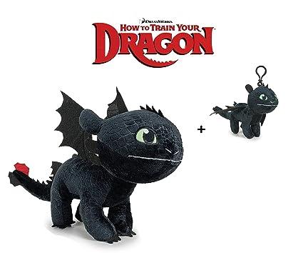Amazon.com: How to Train Your Dragon - Plush Soft Toy ...