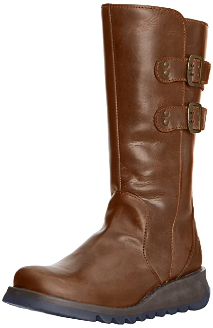 Fly London Suli Rug Women's Boots  Camel
