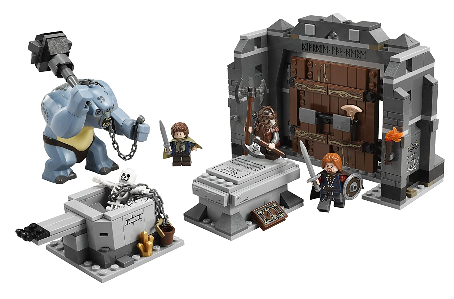 LEGO Lord of the Rings 4659477 9473 LEGO The Lord of the Rings Hobbit The Mines of Moria