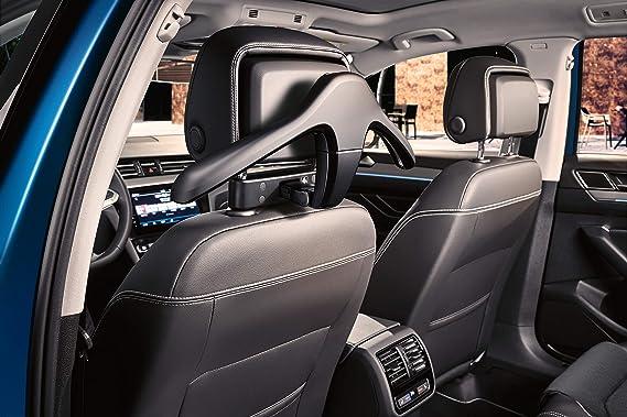 Gancio APPENDIABITI ORIGINALI VW//Audi APPENDIABITI picconi SEDILI AUTO POGGIATESTA della