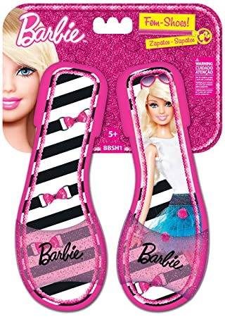 Diset 09501782 Barbie Zapatos Para Nina Amazon Es Juguetes Y Juegos