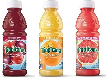 24-Count Tropicana Mixer 3-Flavor Juice Variety Pack