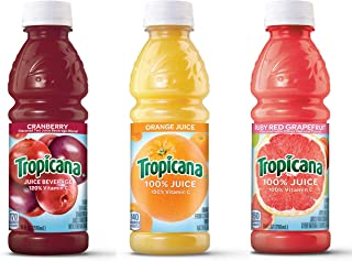 product image for Tropicana Mixer 3-Flavor Juice Variety Pack, 24 Count