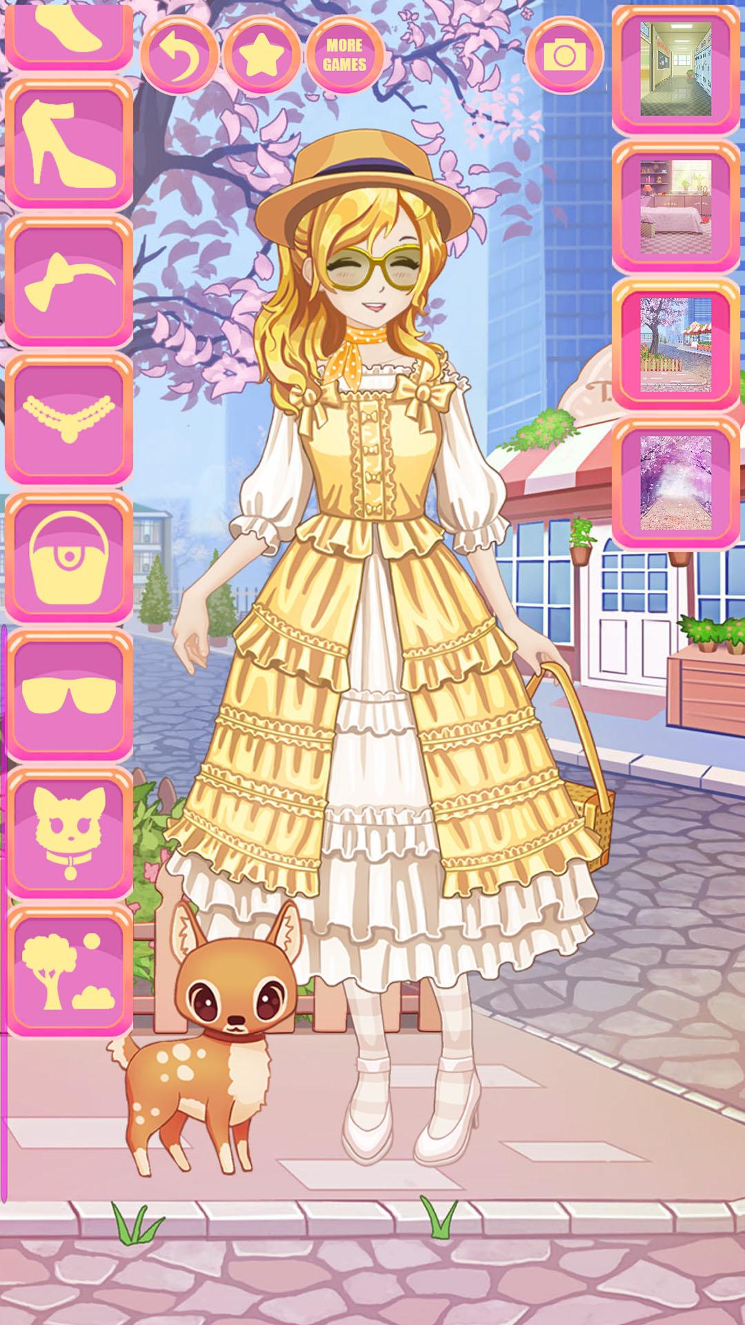 Anime Y Kawaii Vestir Chicas Amazones Appstore Para Android