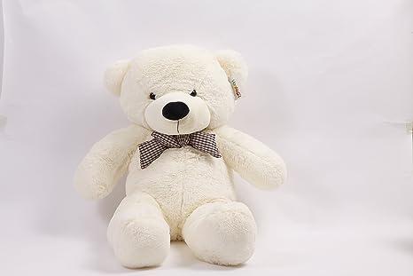 YunNasi 47u0026quot; Teddy Bear Giant Big Cute Plush(120CM) (31u0026quot;(