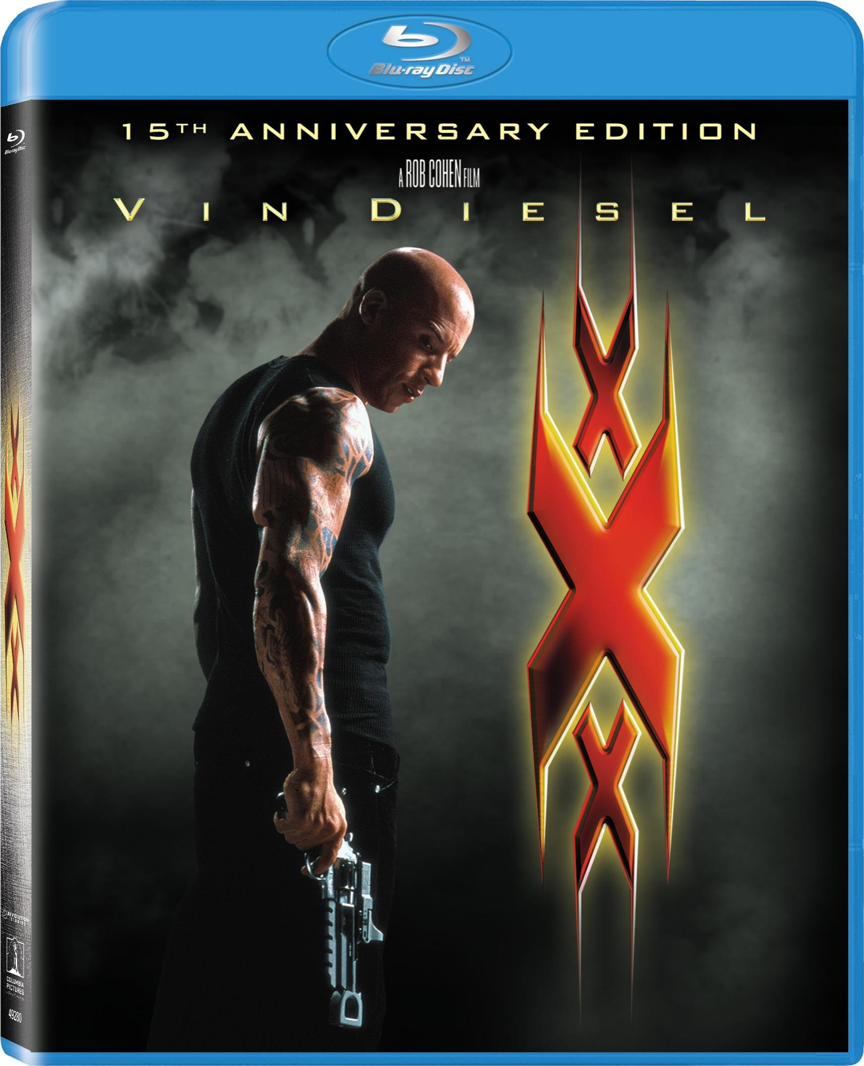 Blu-ray : XXX (15th Anniversary Edition) (Ultraviolet Digital Copy, Anniversary Edition, Dolby, AC-3, Widescreen)