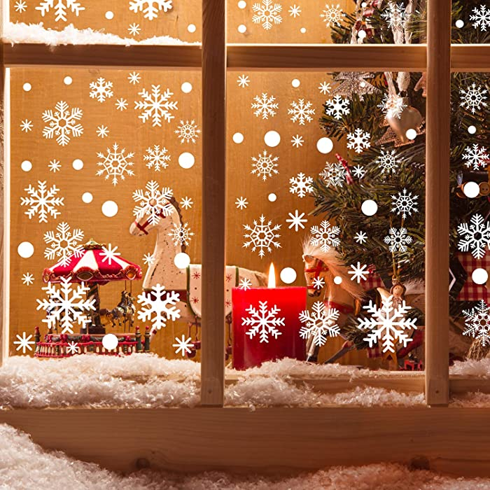 Top 10 Christmas Fireplace Decor Cling Ons