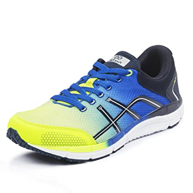 Pure Play Mens Running Shoes Navy Blue
