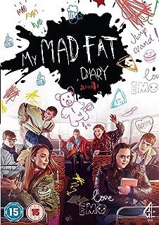 My Mad Fat Teenage Diary Book