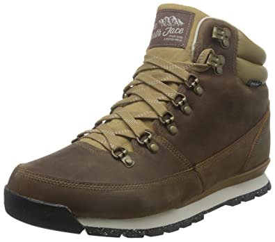 1a48dec57 THE NORTH FACE M Back-to-Berkeley Redux Leather, Men's Walking Shoes