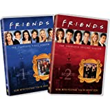 Friends: The Complete First and Second Seasons (Back to Back/Giftset/VIVA)