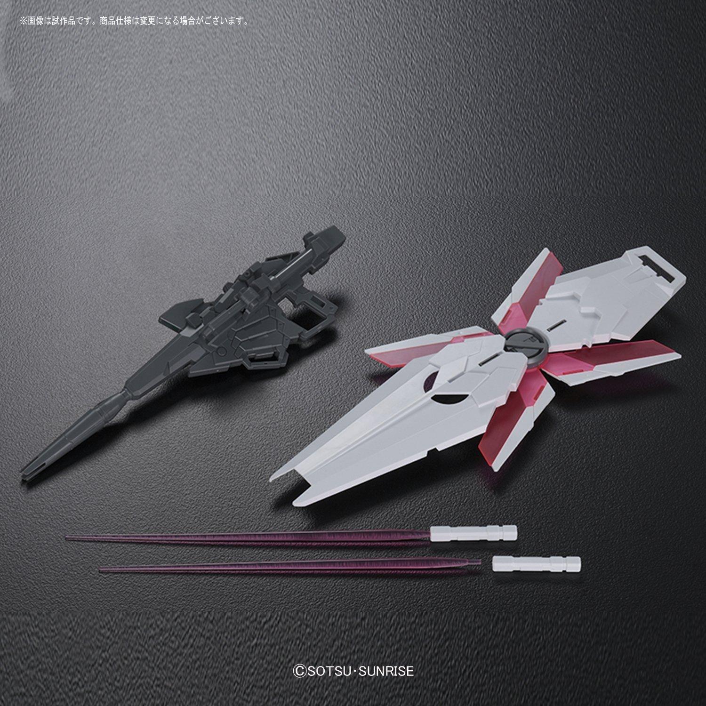 Bandai Hobby Mega Size 1/48 Unicorn Gundam [Destroy Mode] Gundam UC Model Kit Figure by Bandai Hobby (Image #10)